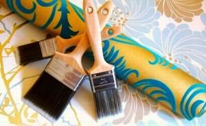Что лучше использовать для отделки стен? Воспользоваться краской или лучше поклеить обои?